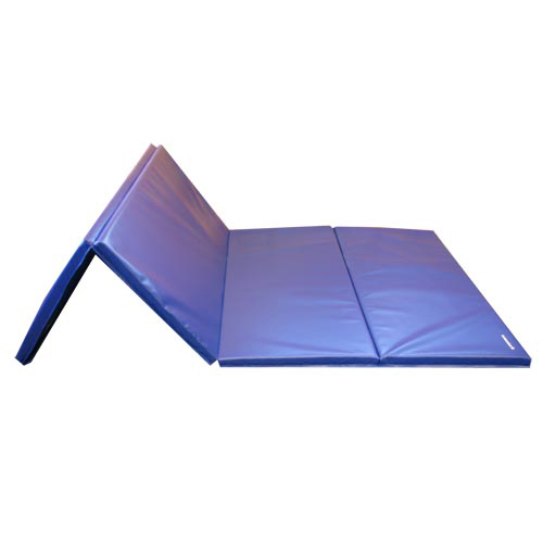 Gymnastic Tumbling Mats 4 Part 4ft x 8ft x 2in