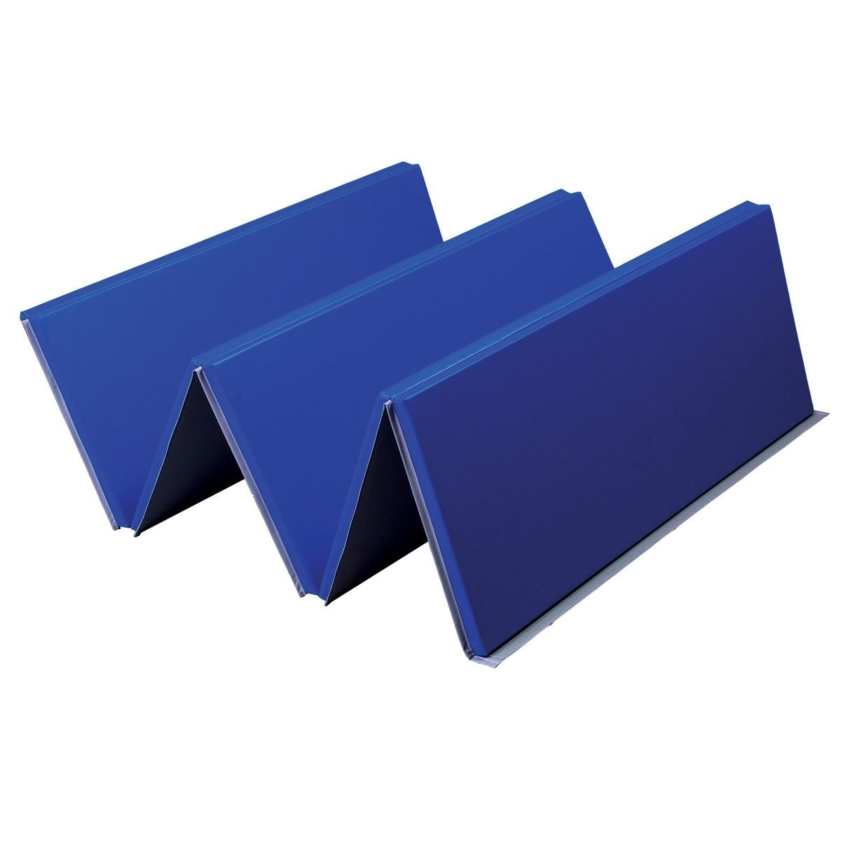 Gymnastic Tumbling Mats 5 Part 5ft x 10ft x 1.5in (3.8cm)