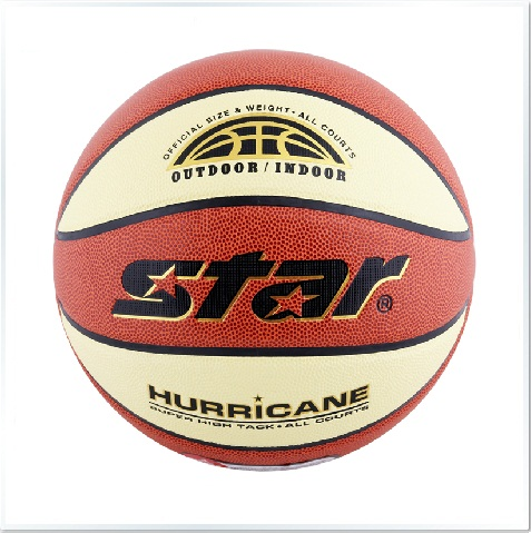 Hurricane BB4327-25 Basketball Ball