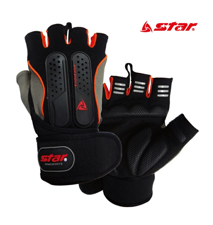 STAR EG5100 Gym Gloves (Pair)