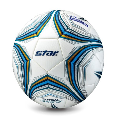 STAR FUTSAL MATCH UP FIFA PRO Ball Appr Blue Size 4