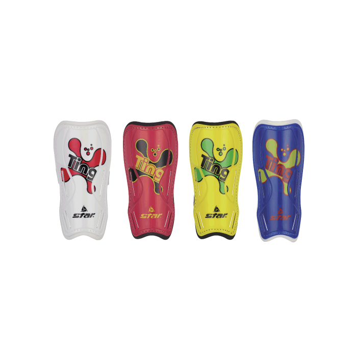 STAR SD243S Football Shin Guards for Kids