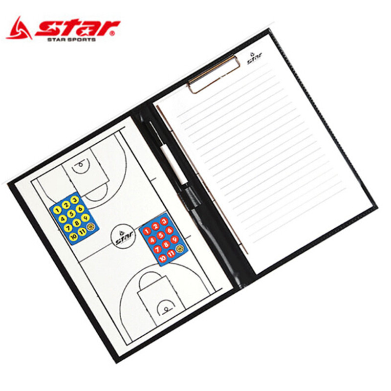 STAR BA120 COACH BOARD With Pen, Magnets and Leather Case