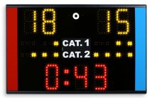 PS-K (Art.162) Karate Scoreboard