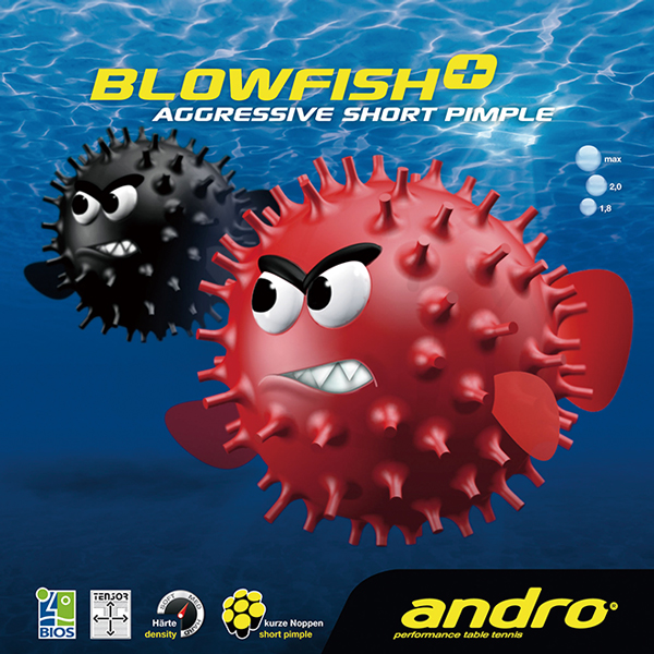 Blow Fish + Short Pimple