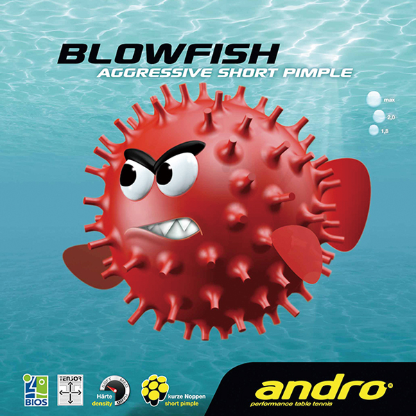 Blow Fish Short Pimple