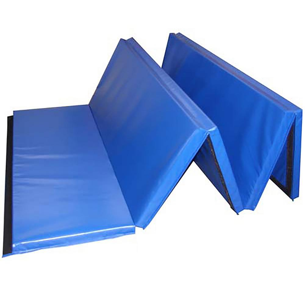 Gymnastic Tumbling Mats 5 Part 5ft x 10ft x 2in (5cm)
