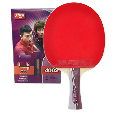 R4002 4 star rackets focus on speed and spin. Each one of them