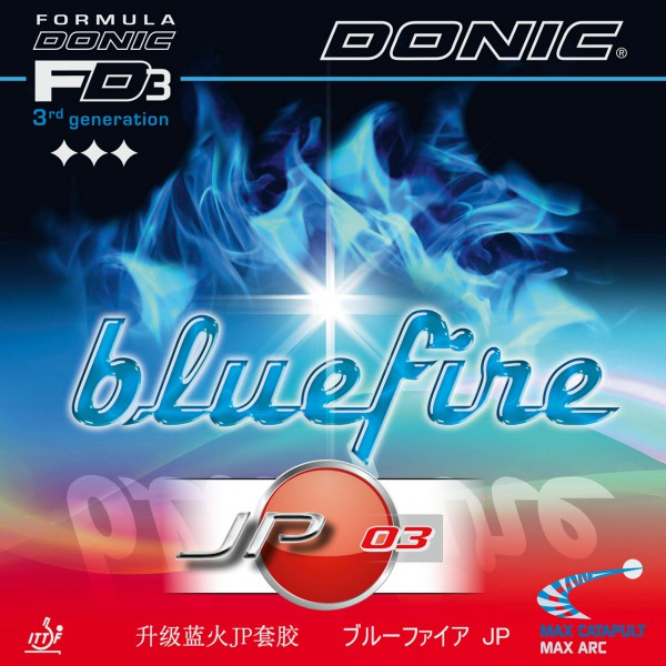 Donic Bluefire JP03 Rubber