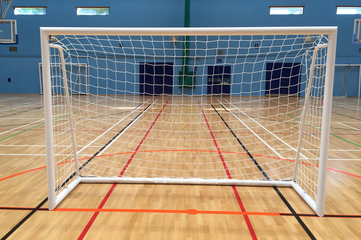 FUTSAL GOAL 3M x 2M Foldable Type (Pair)