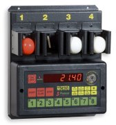 Favero Micro8/4B Time Accounting System for Table Tennis