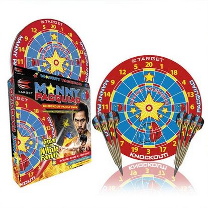 Manny Pacquiao Knock Out Family Pack