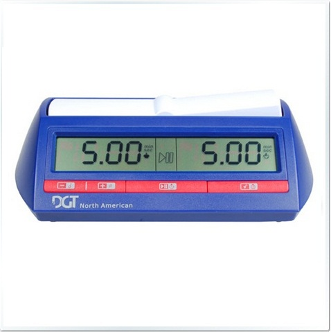 North American Digital Chess Clock