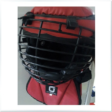 ZERO DEGREES Arnis Head Gear