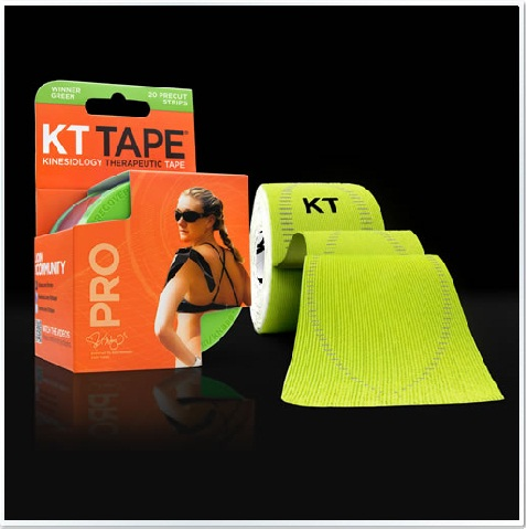 KT TAPE Pro Winner Green