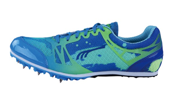 Do-Win Spike Running Shoes PD2507A Blue/Green