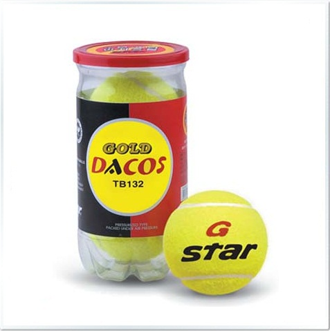 Dacos Gold TB 132 Tennis Ball