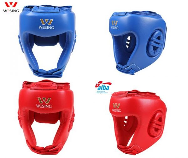 Wesing Boxing Headgear AIBA Approved