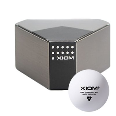 Xiom Plastic Ball 3 Star - Box of 3